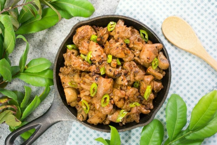 Healthy Chicken Recipe From Philippines