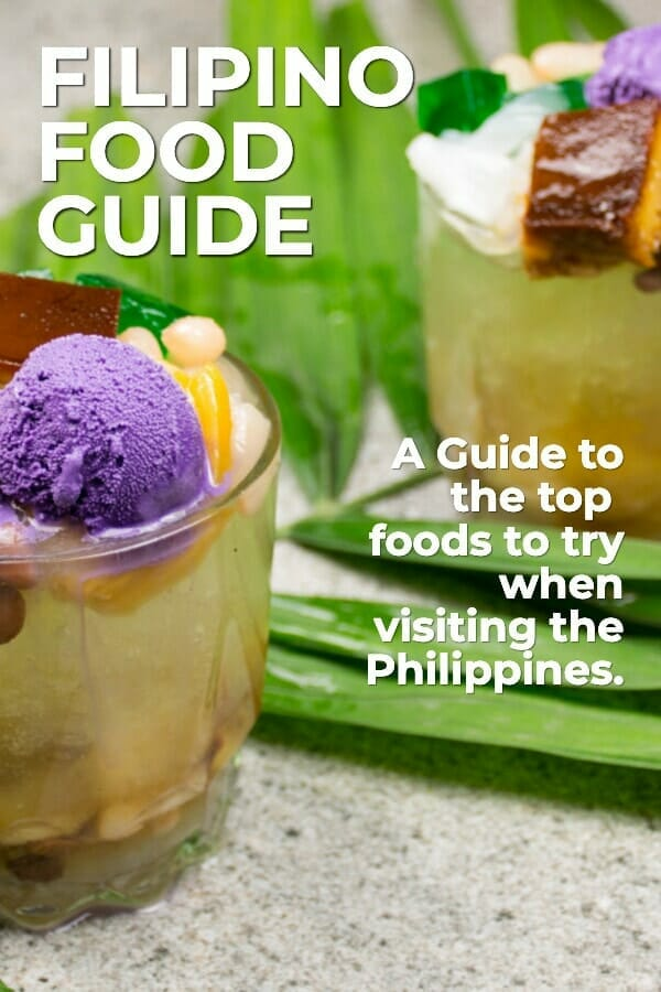 Top Filipino Foods To Try