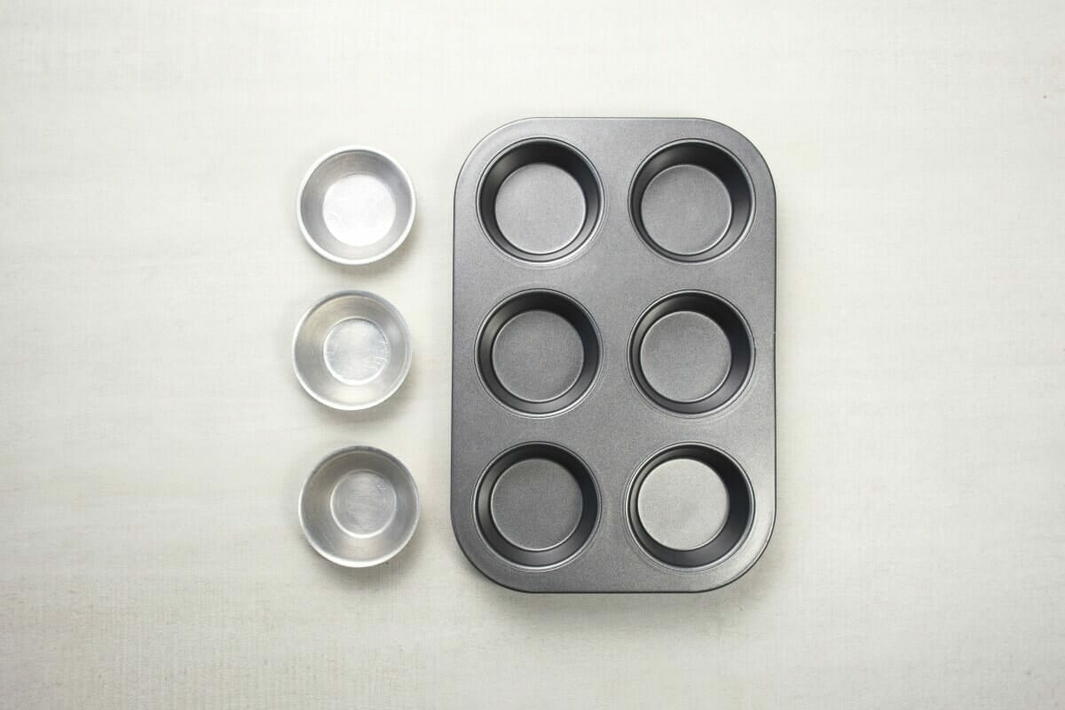 step 5 muffin or cupcake pans